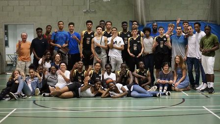Haringey Hawks and Angels are heading to the National Final Fours (pic Robbie Quail)