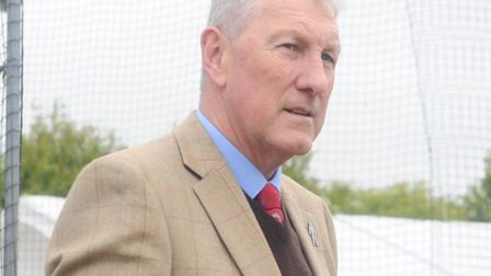 Former Ipswich and England star Terry Butcher at a previous event in Suffolk. Picture: Archant Libra