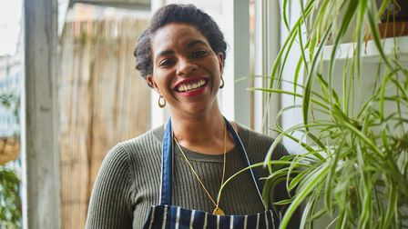 Island Social Club cofounder and chef Marie Mitchell.