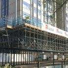 Residents are surrounded by building work on the Chalcots Estate