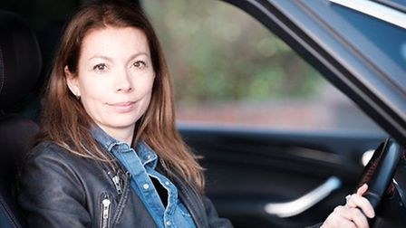 Sonia Weetman has launched her own lift-sharing app. Picture: Sonia Weetman