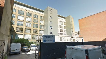 Chocolate Studios from Westland Place. Picture: Google Street View