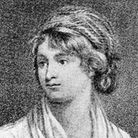 British travel writer, author and essayist Mary Wollstonecraft.
