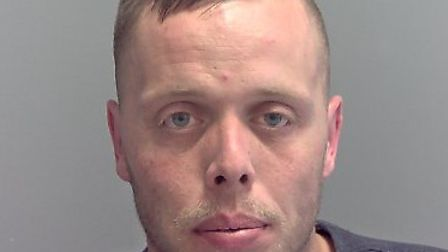 Karl Taylor who is wanted by police. Picture: Norfolk Police.