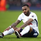 Tottenham Hotspur's Danny Rose sits on the pitch during the Premier League match at AFC Bournemouth
