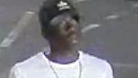 Do you know this man? He's wanted over a violent attack at London Fields station.