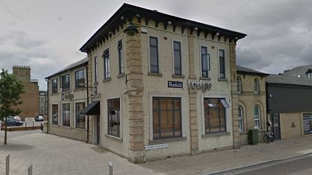 The former Winelodge restaurant and bar in Lowestoft. Picture: Google.