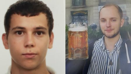 Two of the graffiti artists killed on the train tracks at Loughborough Junction on Monday; 19-year-o