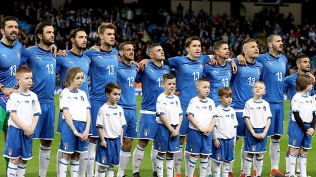Italy failed to qualify for the World Cup after losing to Sweden in a two-legged play-off for the ri