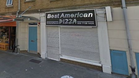 Best American Pizza in Pitfield Street. Picture: Google Maps