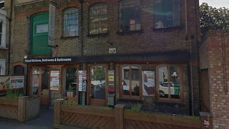 Total Refreshment Centre in Foulden Road. Picture: Google Maps