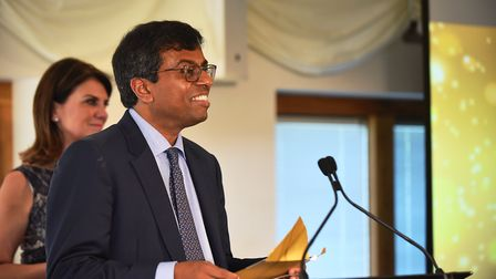Daya Thayan, chief executive of Kingsley Healthcare.Picture: Archant library.