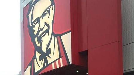 Hundreds of KFC branches have been closed across the UK and Ireland - but the Lowestoft store has no