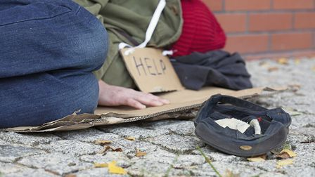 Rough sleepers have more than doubled since 2012/2013