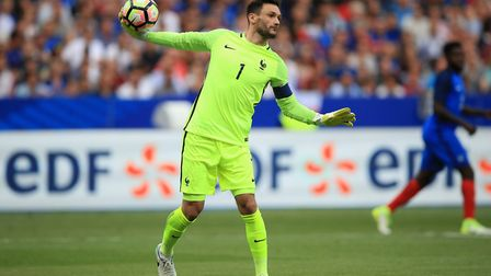 France captain and goalkeeper Hugo Lloris (pic: Mike Egerton/PA Images).