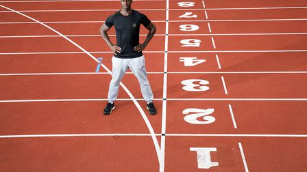 Dwain Chambers won international medals at World and European level and is one of the fastest Europe