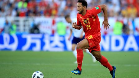 Belgium's Mousa Dembele during the FIFA World Cup Group G match against England (pic: Adam Davy/PA I