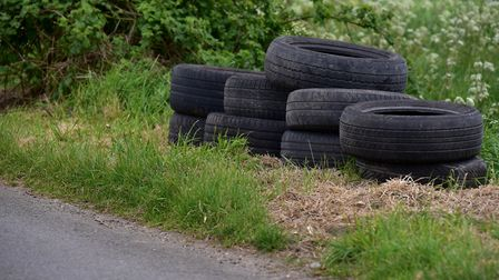 Councils have warned of 'serious consequences' for fly-tipping. Picture: Nick Butcher