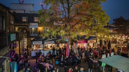 KERB launched their 34-trader, 7-day a week hub at Camden Market in August 2016