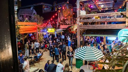 Red Market returns for 'The Last Days of Shoreditch'