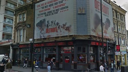 The Diner in Kingsland Road could become a pub again. Picture: Google Maps