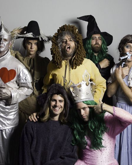 The Flaming Lips will headline Kaleidoscope Festival at Alexandra Palace on Saturday. Photo: George