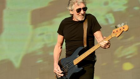 LONDON, ENGLAND - JULY 06: Roger Waters performs as Barclaycard present British Summer Time Hyde Pa