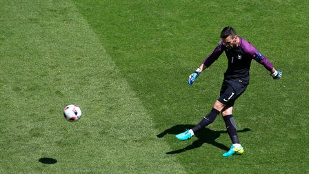 France goalkeeper Hugo Lloris (pic: Jonathan Brady/PA Images).