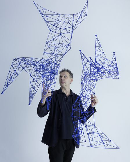 Tom Dixon started out in the music industry before becoming a furniture and lighting designer.