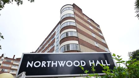 Northwood Hall in Hornsey Lane. Picture: Polly Hancock