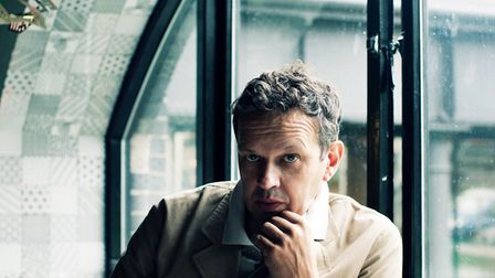 Tom Dixon will be taking guests on a tour of his new Kings Cross headquarters before hosting a dinne