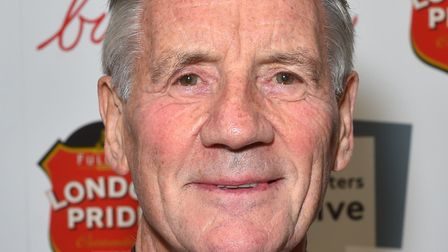 Michael Palin has lived in Gospel Oak for 50 years. Picture: PA/Matt Crossick