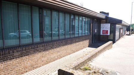 The former Lowestoft Magistrates' Court building is now up for sale. Picture: Nick Butcher
