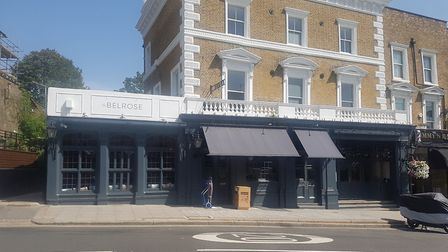 The Belrose Pub, on Haverstock Hill, is also reopening after a period of closure