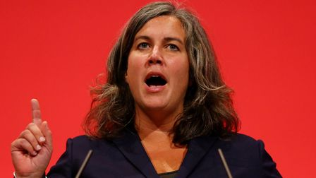 Heidi Alexander, pictured as an MP at the Labour Party conference in 2015. Picture: Gareth Fuller/PA