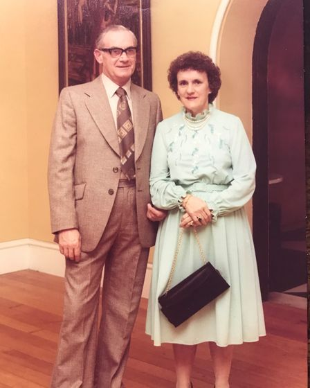 George and Betty Shanks.