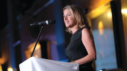 Allyson Kaye, who has lead Ovarian Cancer Action for 13 years