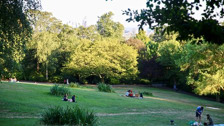 Waterlow Park is a lesser-known gem away from the bustling Hampstead Heath
