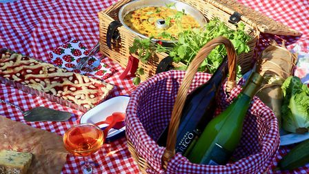 Kerstin's Baked Spanish tortilla is a gluten-free treat for any picnic hamper