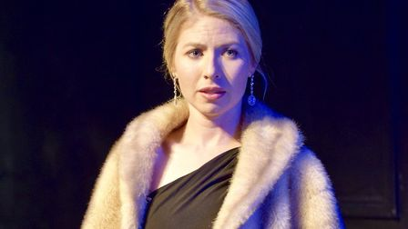 Socialite Jennifer's life comes crashing down in When Midnight Strikes (Picture: JR Company)