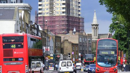 The 48, pictured in Lower Clapton, could be completely shelved under the plans. Picture: Sludge G/Fl