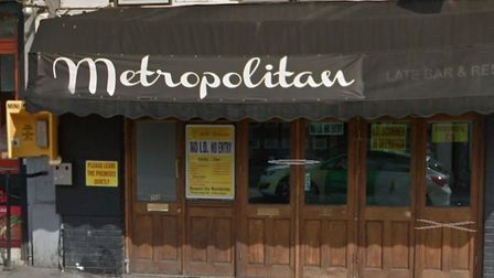 The Metropolitan Bar in Muswell Hill. Picture: Google