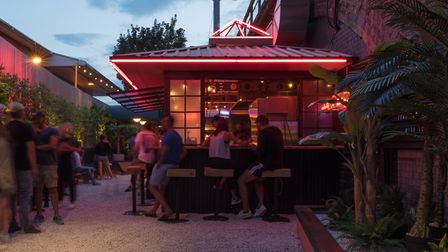 Night Tales has moved to Bohemia Place. Picture: Nicholas Worley