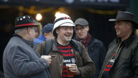 Saracens' Summer Gathering is a place for fans to celebrate last season's success and to look forwar