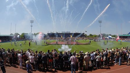 A Saracens season ticket includes meet and greet events during the season with coaches, players and