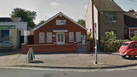 The Lowestoft and District Deaf Society. PICTURE: Google