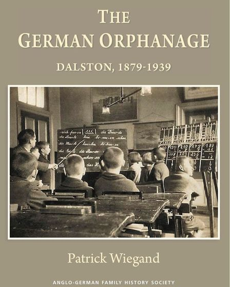Patrick's book, The German Orphanage