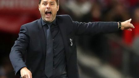 Tottenham Hotspur manager Mauricio Pochettino (pic: Nick Potts/PA Images).