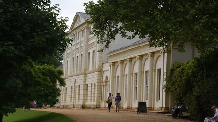 Kenwood House is being spoilt by its need to hold events for its funds. Picture: KEN MEARS
