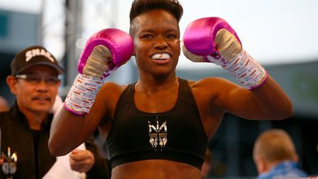 Nicola Adams will fight for a world title in October (pic: Dave Thompson/PA)